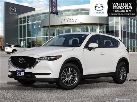 2018 Mazda CX-5 GS (Stk: P17715) in Whitby - Image 1 of 27