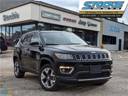 2021 Jeep Compass Limited (Stk: 35535) in Waterloo - Image 1 of 15