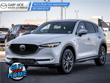 2021 Mazda CX-5 GT w/Turbo (Stk: 21-0523) in Lethbridge - Image 1 of 30
