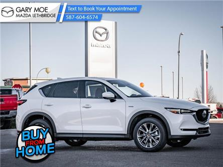 2021 Mazda CX-5 GT w/Turbo (Stk: 21-0411) in Lethbridge - Image 1 of 30