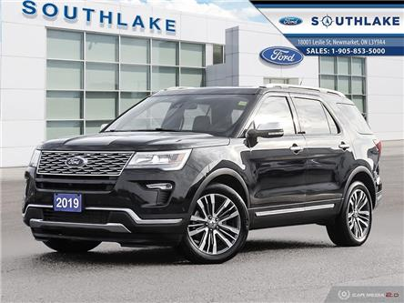2019 Ford Explorer Platinum (Stk: P51456) in Newmarket - Image 1 of 27