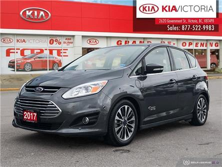 2017 Ford C-Max Energi Titanium (Stk: SO21-133EVBA) in Victoria - Image 1 of 24