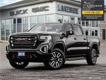 2019 GMC Sierra 1500 AT4 (Stk: G1072A) in Kincardine - Image 1 of 30