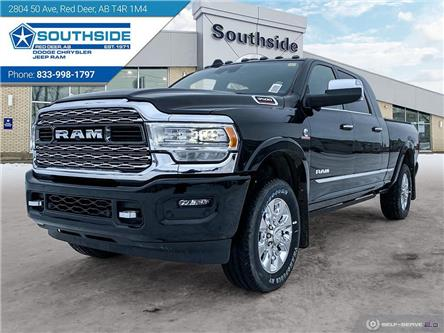 2020 RAM 3500 Limited (Stk: WD2063) in Red Deer - Image 1 of 25
