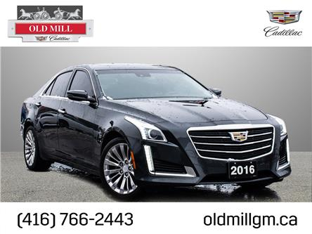 2016 Cadillac CTS 3.6L Luxury Collection (Stk: 148520U) in Toronto - Image 1 of 24