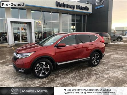 2018 Honda CR-V Touring (Stk: 1412a) in Saskatoon - Image 1 of 19