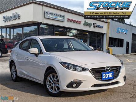 2015 Mazda Mazda3 GS (Stk: 35532) in Waterloo - Image 1 of 26