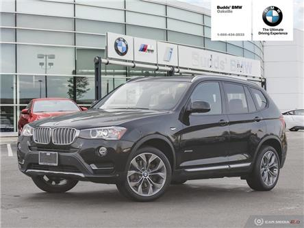 2017 BMW X3 xDrive28i (Stk: T929124A) in Oakville - Image 1 of 27