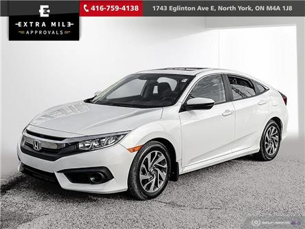 2018 Honda Civic EX (Stk: SP0552) in North York - Image 1 of 25