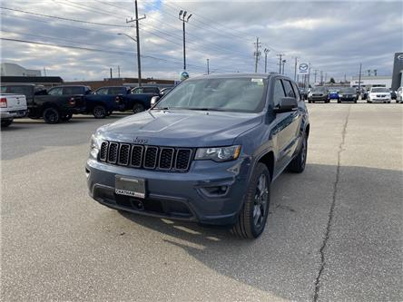 2021 Jeep Grand Cherokee Limited (Stk: N04907) in Chatham - Image 1 of 17