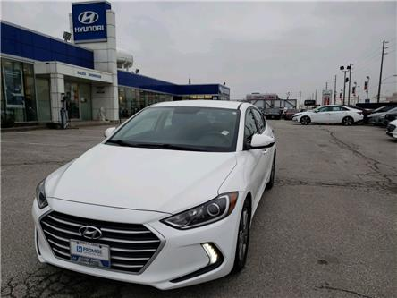 2017 Hyundai Elantra GL (Stk: 30585A) in Scarborough - Image 1 of 7