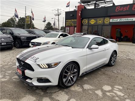 2015 Ford Mustang EcoBoost Premium (Stk: 320292) in Toronto - Image 1 of 15