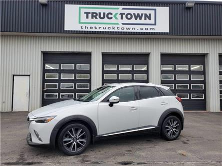 2018 Mazda CX-3 GT (Stk: T0095) in Smiths Falls - Image 1 of 23
