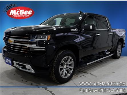 2019 Chevrolet Silverado 1500 High Country (Stk: 21086A) in Peterborough - Image 1 of 24