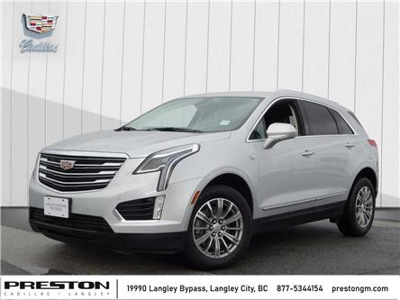 2017 Cadillac XT5 Luxury (Stk: X31081) in Langley City - Image 1 of 28