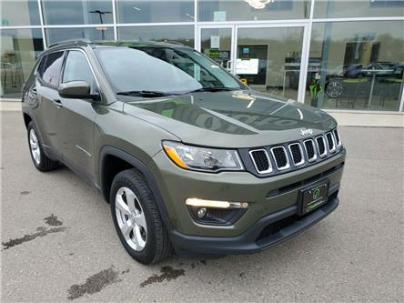 2018 Jeep Compass North (Stk: 5859 Tillsonburg) in Tillsonburg - Image 1 of 30
