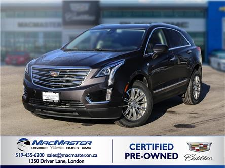 2018 Cadillac XT5 Luxury (Stk: L80720A) in London - Image 1 of 10