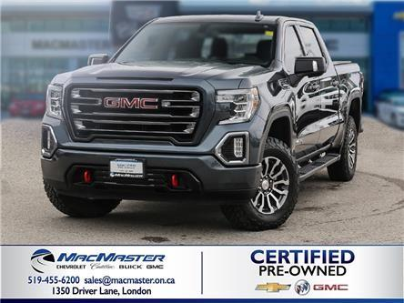 2019 GMC Sierra 1500 AT4 (Stk: 210027A) in London - Image 1 of 10