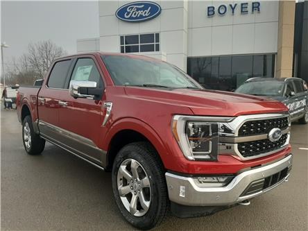 2021 Ford F-150 King Ranch (Stk: F3106) in Bobcaygeon - Image 1 of 27