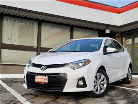 2016 Toyota Corolla S (Stk: 2011376) in Waterloo - Image 1 of 19