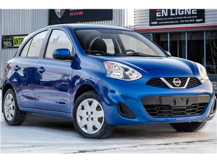 2018 Nissan Micra SV (Stk: 253108A) in Trois Rivieres - Image 1 of 29