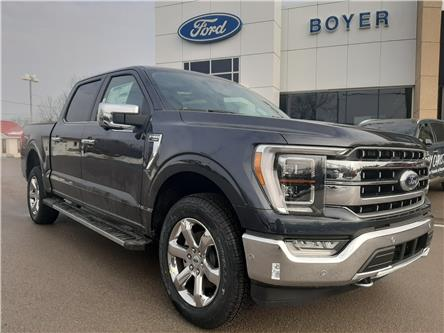 2021 Ford F-150 Lariat (Stk: F3108) in Bobcaygeon - Image 1 of 24