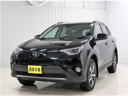 2018 Toyota RAV4 XLE (Stk: P6174) in Sault Ste. Marie - Image 1 of 16