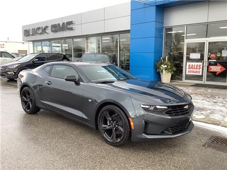 2021 Chevrolet Camaro  (Stk: 21-348) in Listowel - Image 1 of 17