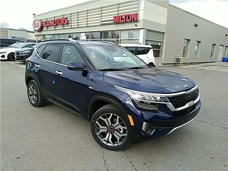 2021 Kia Seltos SX Turbo (Stk: 170375) in Milton - Image 1 of 13