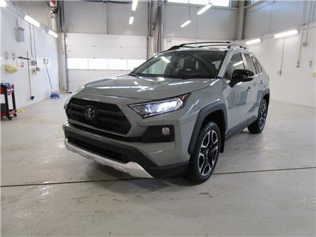 2019 Toyota RAV4 Trail (Stk: 7933) in Moose Jaw - Image 1 of 34
