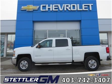 2016 Chevrolet Silverado 2500HD LT (Stk: 21030B) in STETTLER - Image 1 of 17