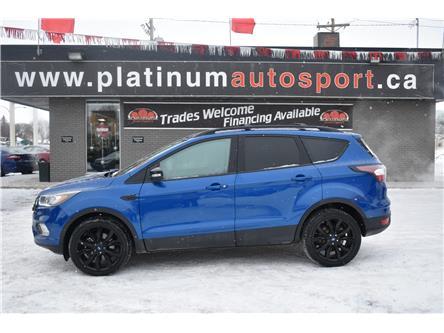 2017 Ford Escape Titanium (Stk: PP828) in Saskatoon - Image 1 of 20