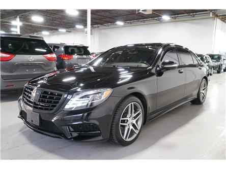 2015 Mercedes-Benz S-Class  (Stk: A196188) in Vaughan - Image 1 of 27