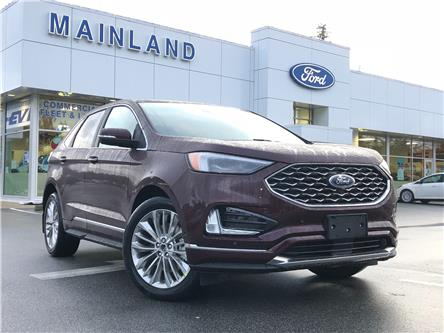 2020 Ford Edge Titanium (Stk: 20ED2541) in Vancouver - Image 1 of 30