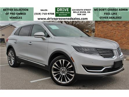 2016 Lincoln MKX Reserve (Stk: D0325) in Belle River - Image 1 of 31
