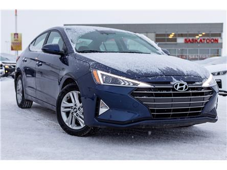 2019 Hyundai Elantra Preferred (Stk: P4830A) in Saskatoon - Image 1 of 21