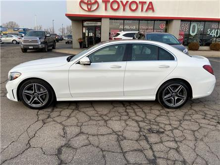 2019 Mercedes-Benz C-Class Base (Stk: 2101521) in Cambridge - Image 1 of 20
