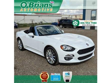 2017 Fiat 124 Spider Lusso (Stk: 13702A) in Saskatoon - Image 1 of 22