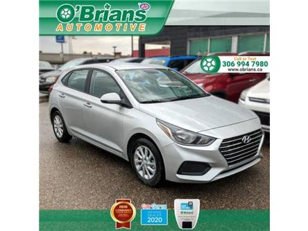 2019 Hyundai Accent Preferred (Stk: 13710A) in Saskatoon - Image 1 of 22