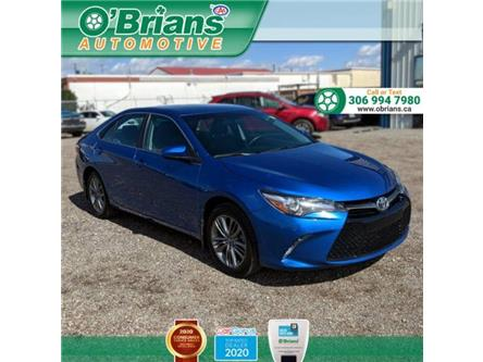 2017 Toyota Camry SE (Stk: 13724A) in Saskatoon - Image 1 of 17