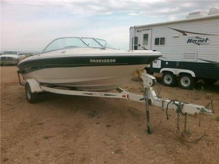 2005 Sea Ray SPORT 185  (Stk: 13737A) in Saskatoon - Image 1 of 11