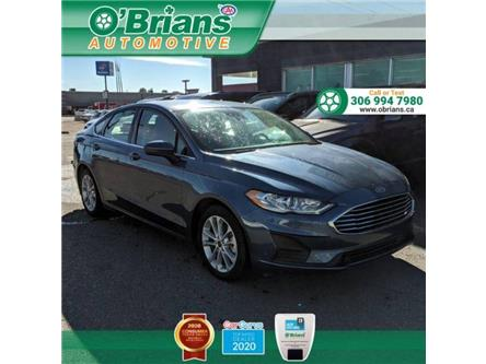 2019 Ford Fusion SE (Stk: 13759A) in Saskatoon - Image 1 of 23