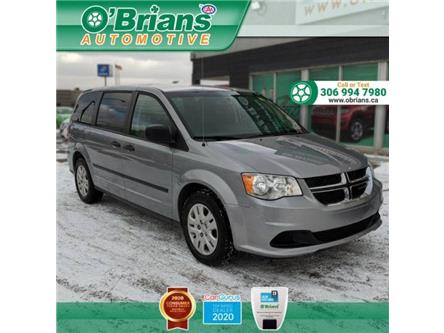 2017 Dodge Grand Caravan CVP/SXT (Stk: 13878A) in Saskatoon - Image 1 of 18