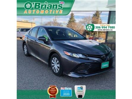 2019 Toyota Camry LE (Stk: 13813A) in Saskatoon - Image 1 of 14