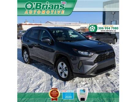 2019 Toyota RAV4 LE (Stk: 13897A) in Saskatoon - Image 1 of 17