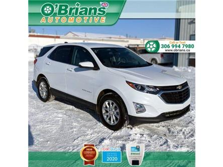2019 Chevrolet Equinox 1LT (Stk: 13969A) in Saskatoon - Image 1 of 20
