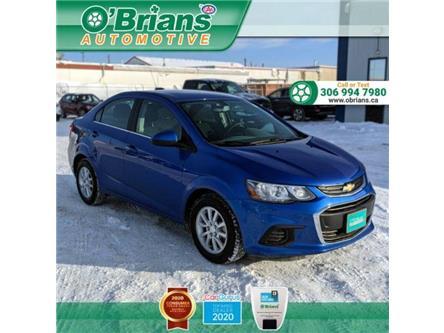 2018 Chevrolet Sonic LT Auto (Stk: 13970A) in Saskatoon - Image 1 of 23
