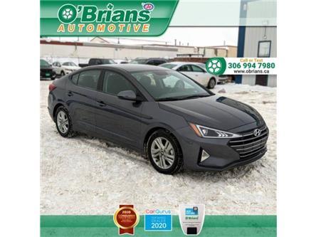 2020 Hyundai Elantra Preferred (Stk: 13945A) in Saskatoon - Image 1 of 20