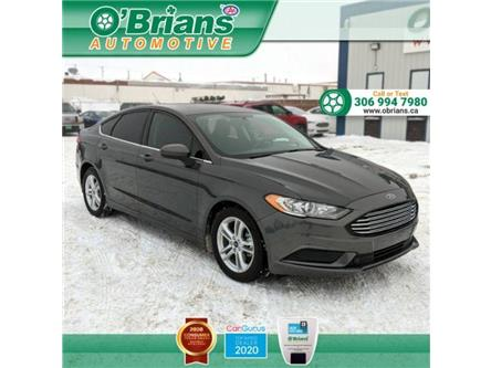 2018 Ford Fusion SE (Stk: 13975A) in Saskatoon - Image 1 of 18