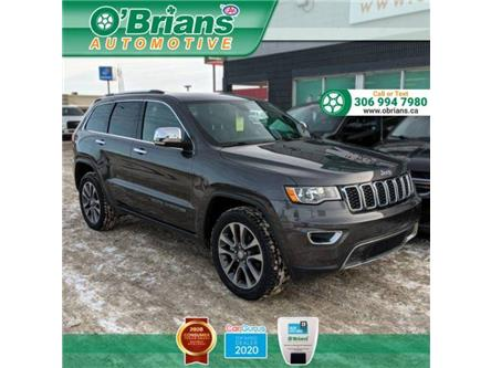 2018 Jeep Grand Cherokee Limited (Stk: 13839B) in Saskatoon - Image 1 of 23